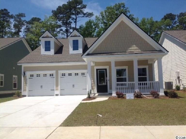 Detached MLS:1822108   2574 Goldfinch Dr. Myrtle Beach SC