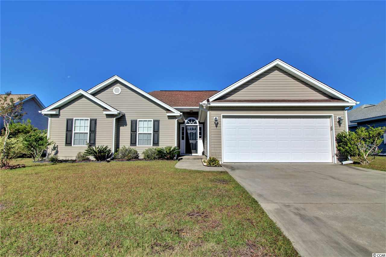 Detached MLS:1822127   154 Black Bear Rd. Myrtle Beach SC