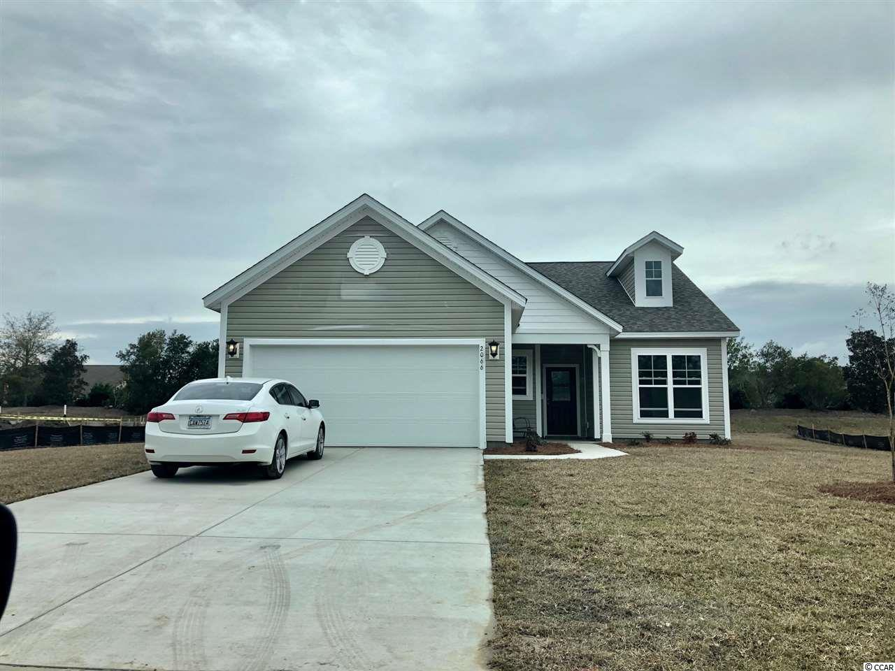 Detached MLS:1822193   2066 Saybrooke Ln. Calabash NC
