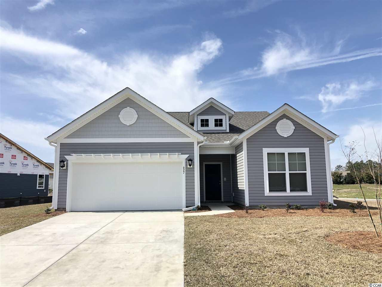Detached MLS:1822194   627 Dellcastle Ct. Calabash NC
