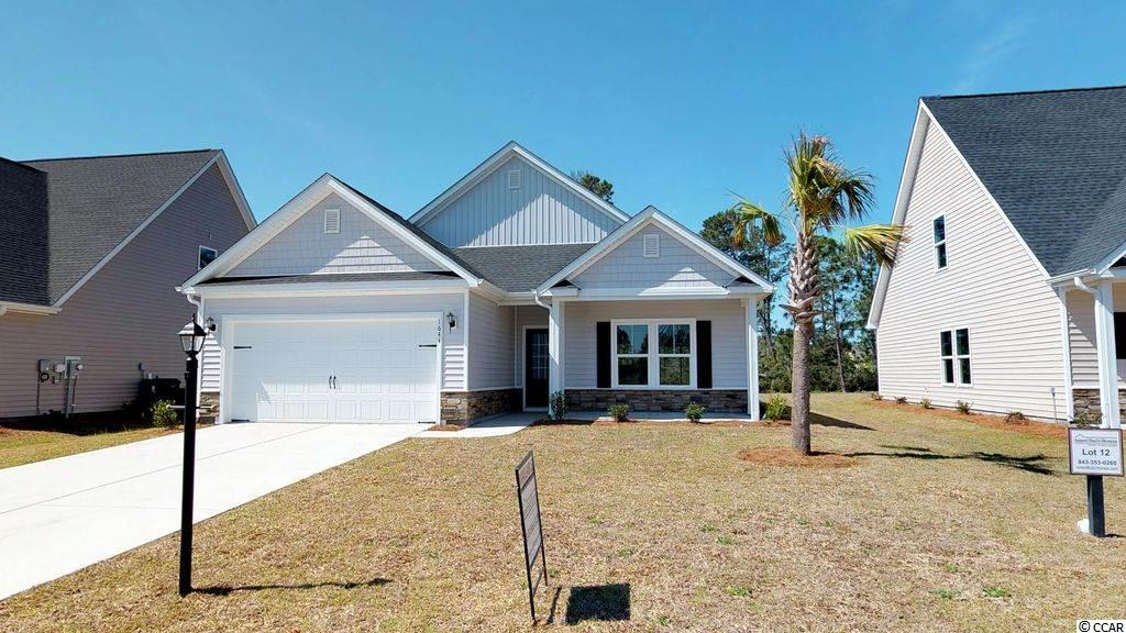 Detached MLS:1822213   1674 Palmetto Palm Dr. Myrtle Beach SC