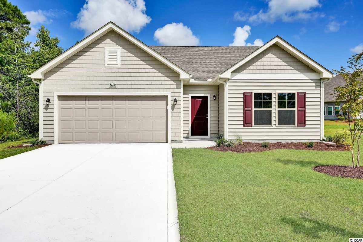 Detached MLS:1822239   TBB 1 Plantersville Pl. Myrtle Beach SC