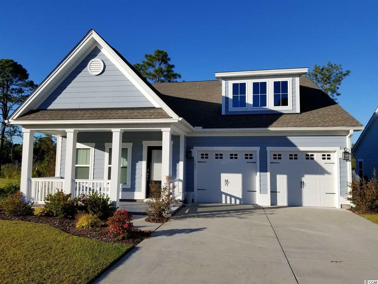 Detached MLS:1822249   123 Southgate Ct. Pawleys Island SC