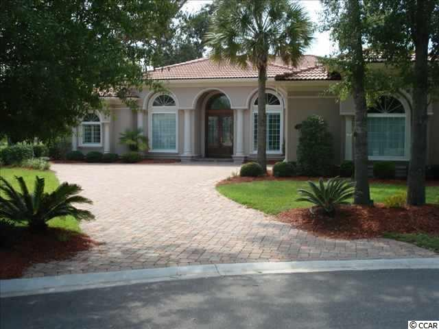 Detached MLS:1822250   7530 Veneto Ct. Myrtle Beach SC