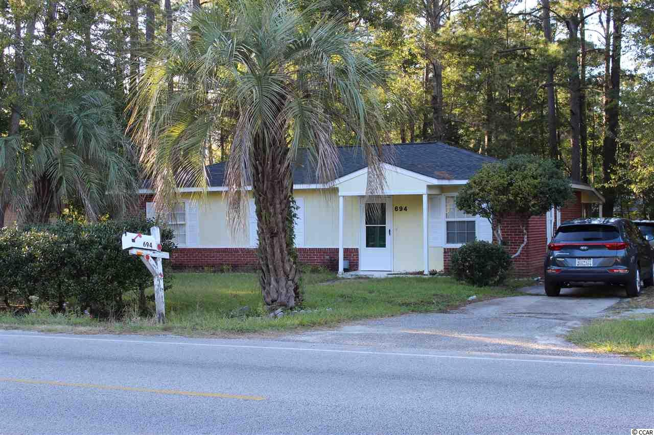 Detached MLS:1822267   694 Forestbrook Rd. Myrtle Beach SC