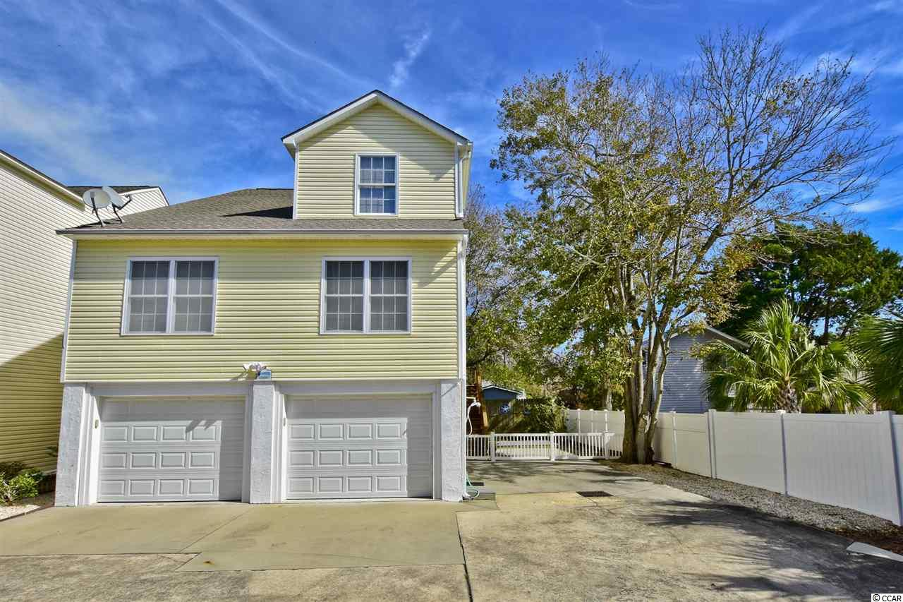 Detached MLS:1822273   1503 C Hillside Dr. S North Myrtle Beach SC