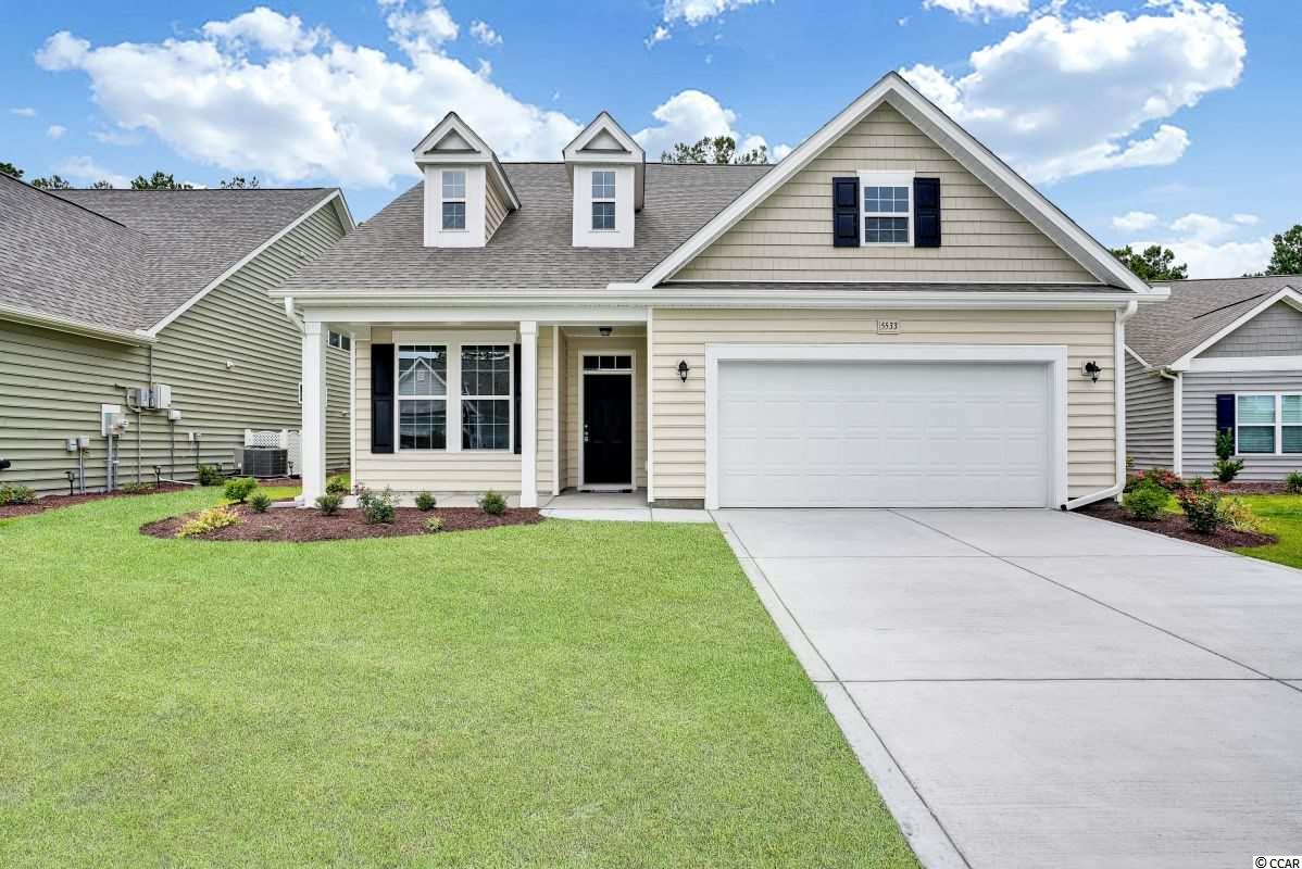 Detached MLS:1822278   5533 Plantersville Pl. Myrtle Beach SC