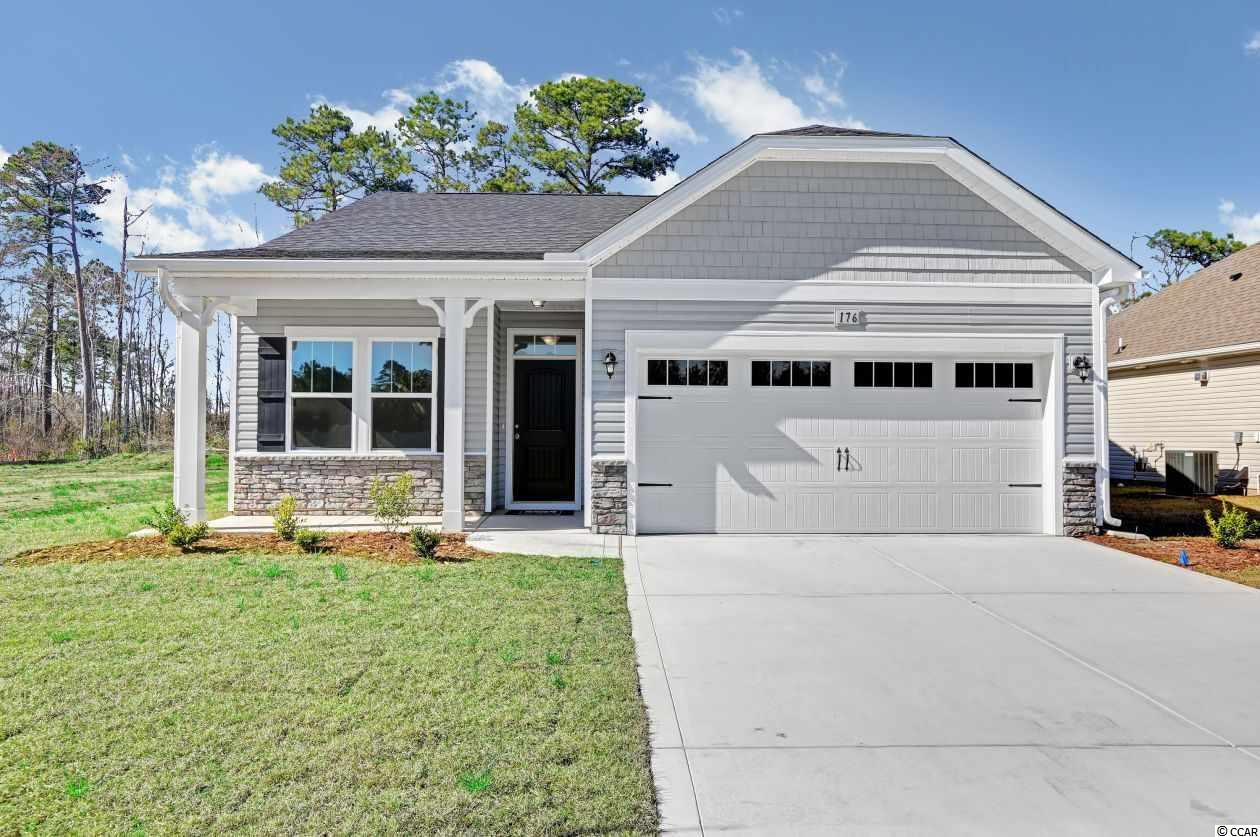 Detached MLS:1822287   176 Legends Village Loop Myrtle Beach SC