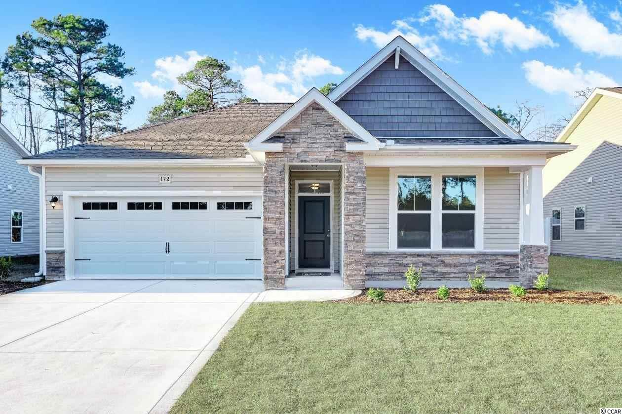 Detached MLS:1822289   172 Legends Village Loop Myrtle Beach SC