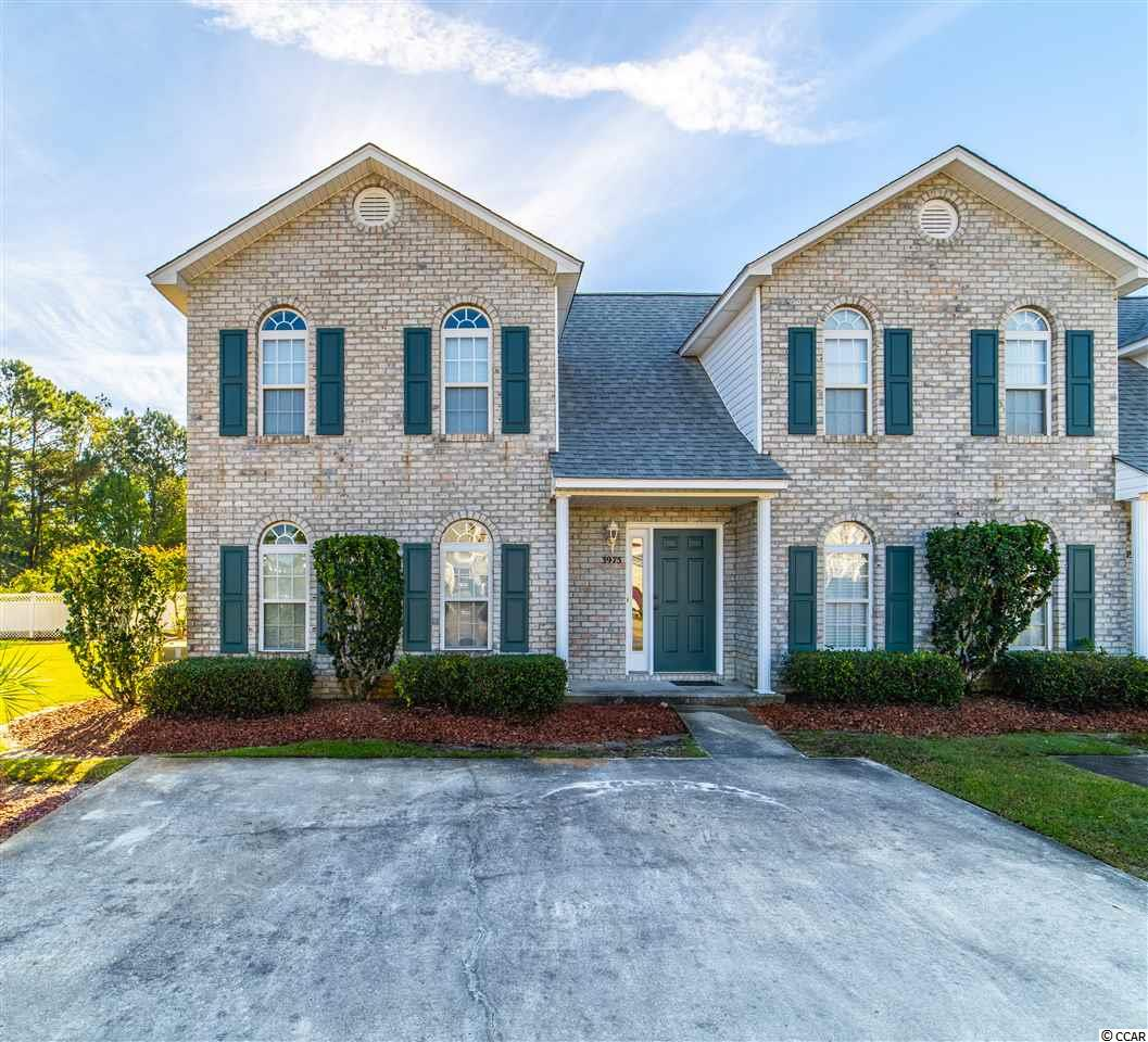 Townhouse MLS:1822318 TYBRE DOWNS  3975 Tybre Downs Circle Little River SC