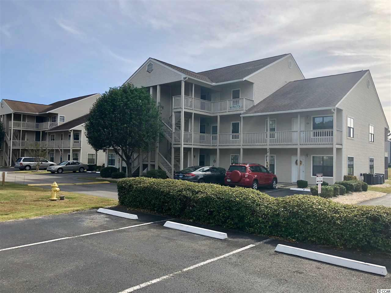 End Unit Condo in Baytree IX : Little River South Carolina