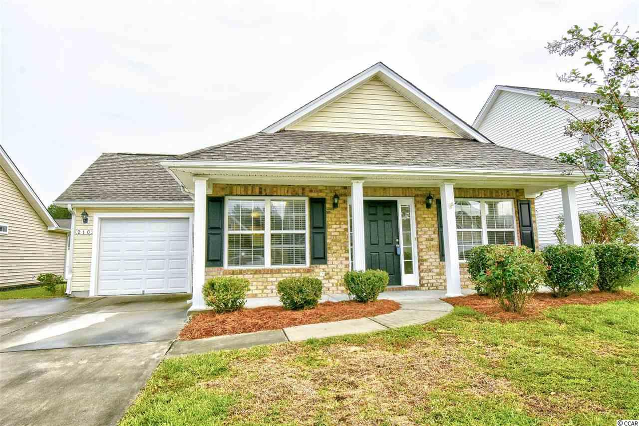 Detached MLS:1822369   210 Vesta Dr. Myrtle Beach SC