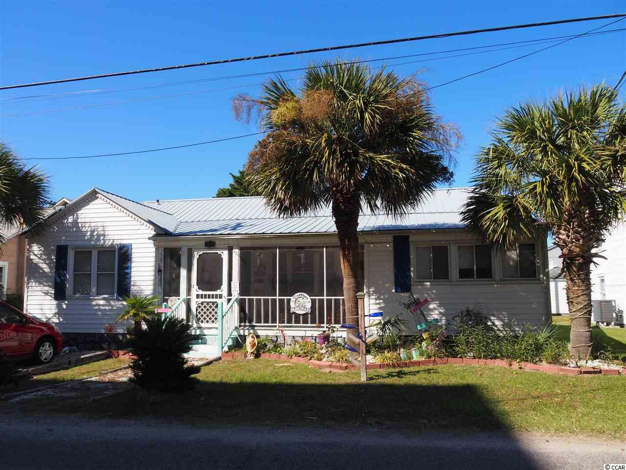 Detached MLS:1822383   1616 Perrin Dr. North Myrtle Beach SC