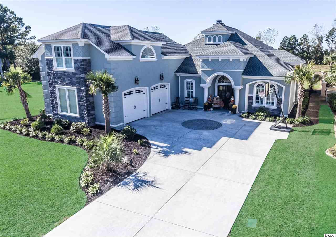 Detached MLS:1822393   720 Edge Creek Dr. Myrtle Beach SC