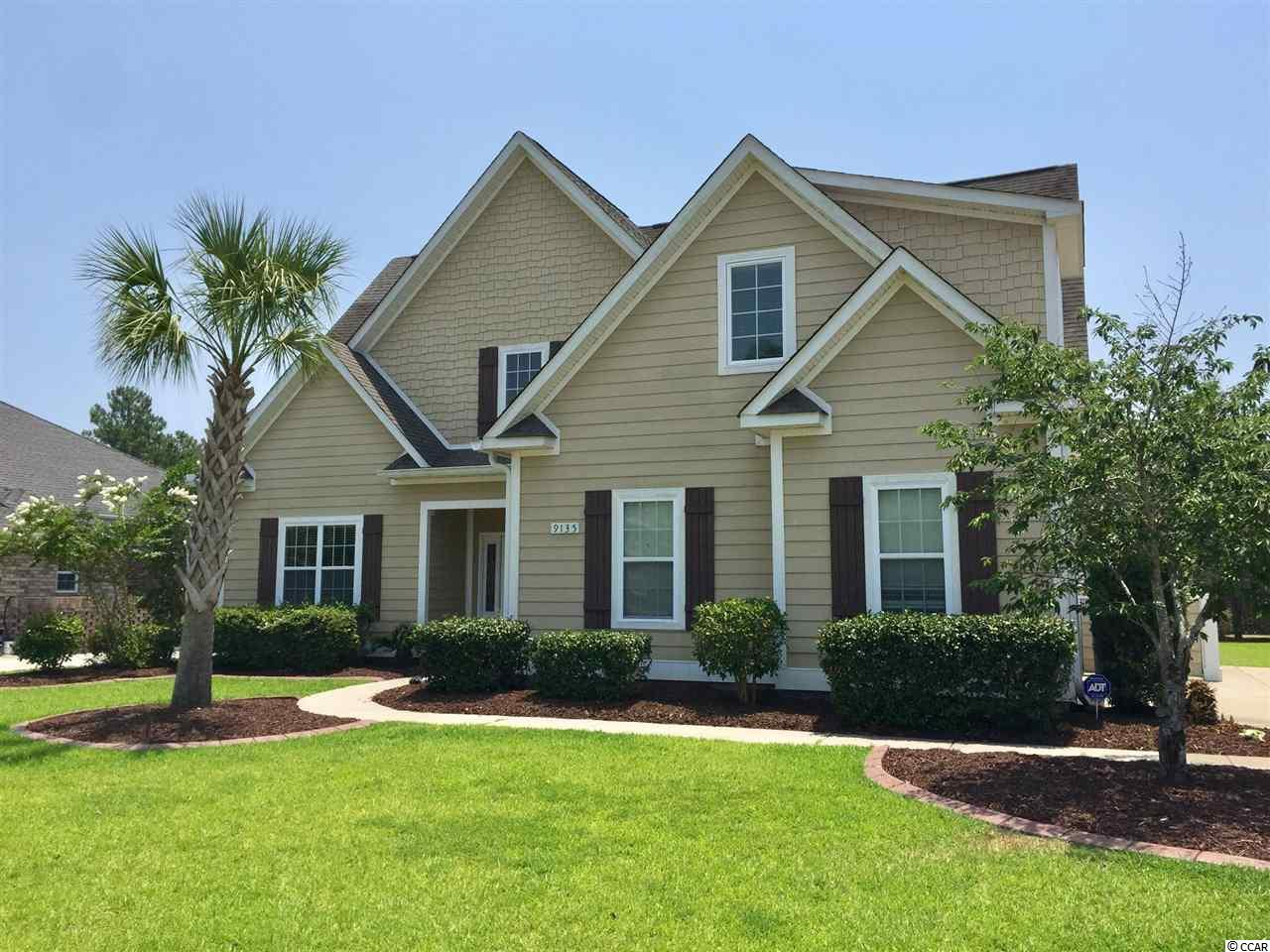 Detached MLS:1822402   9135 Abingdon Dr. Myrtle Beach SC