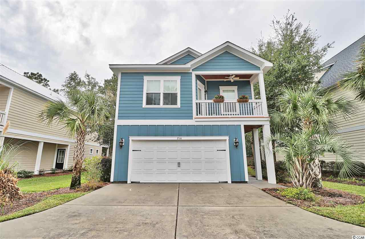 Detached MLS:1822415   216 Natures View Circle Pawleys Island SC