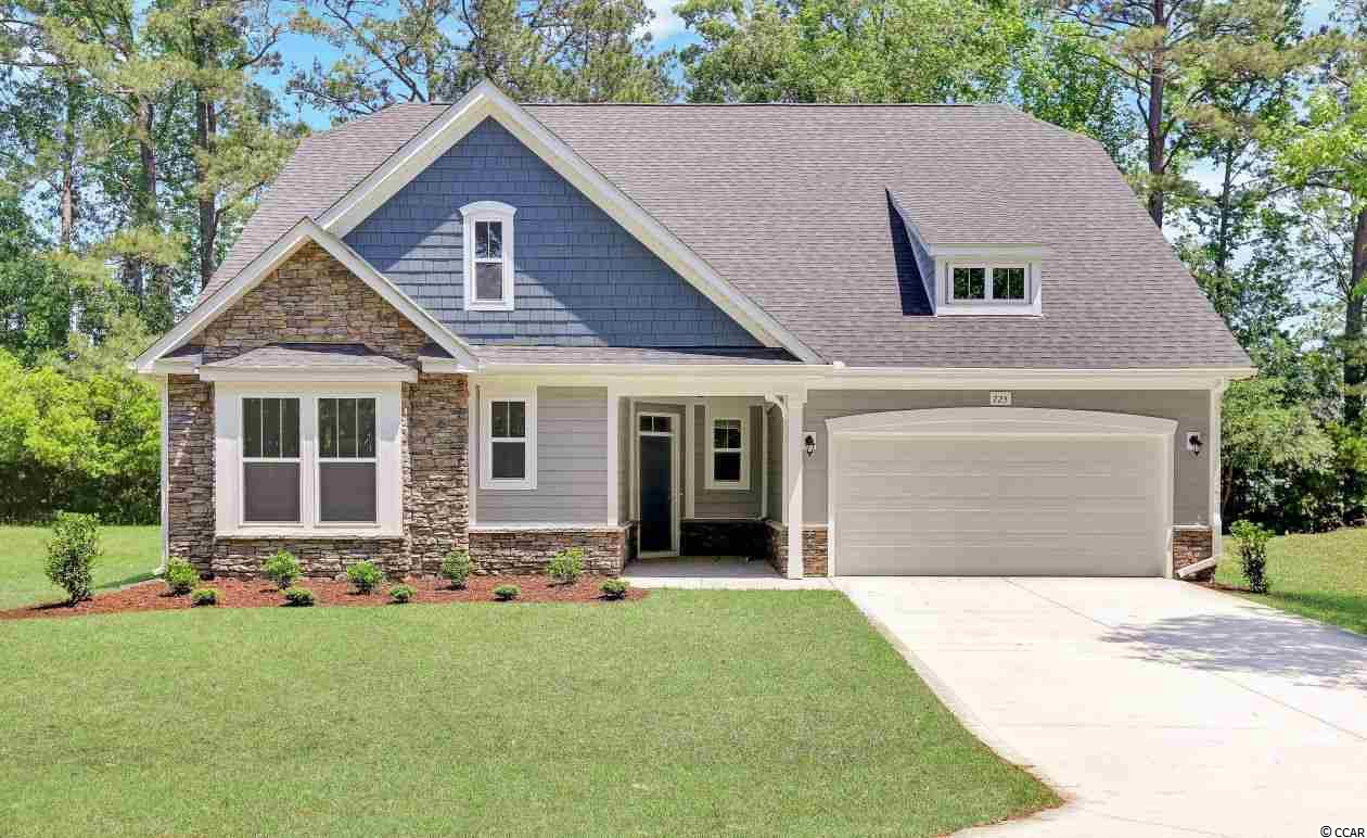 Detached MLS:1822430   725 Shaftesbury Ln. Conway SC