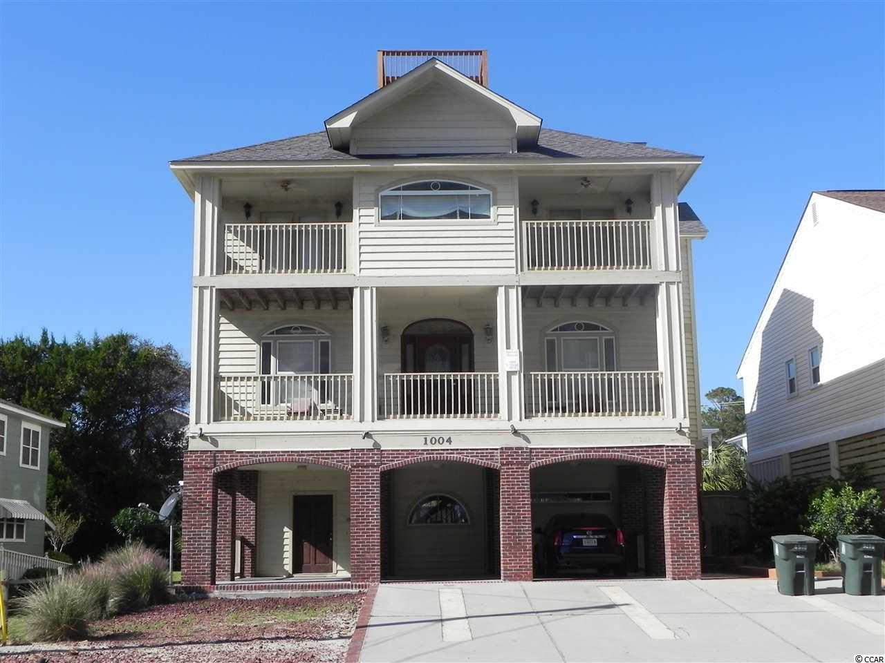 Detached MLS:1822503   1004 South Ocean Blvd. North Myrtle Beach SC