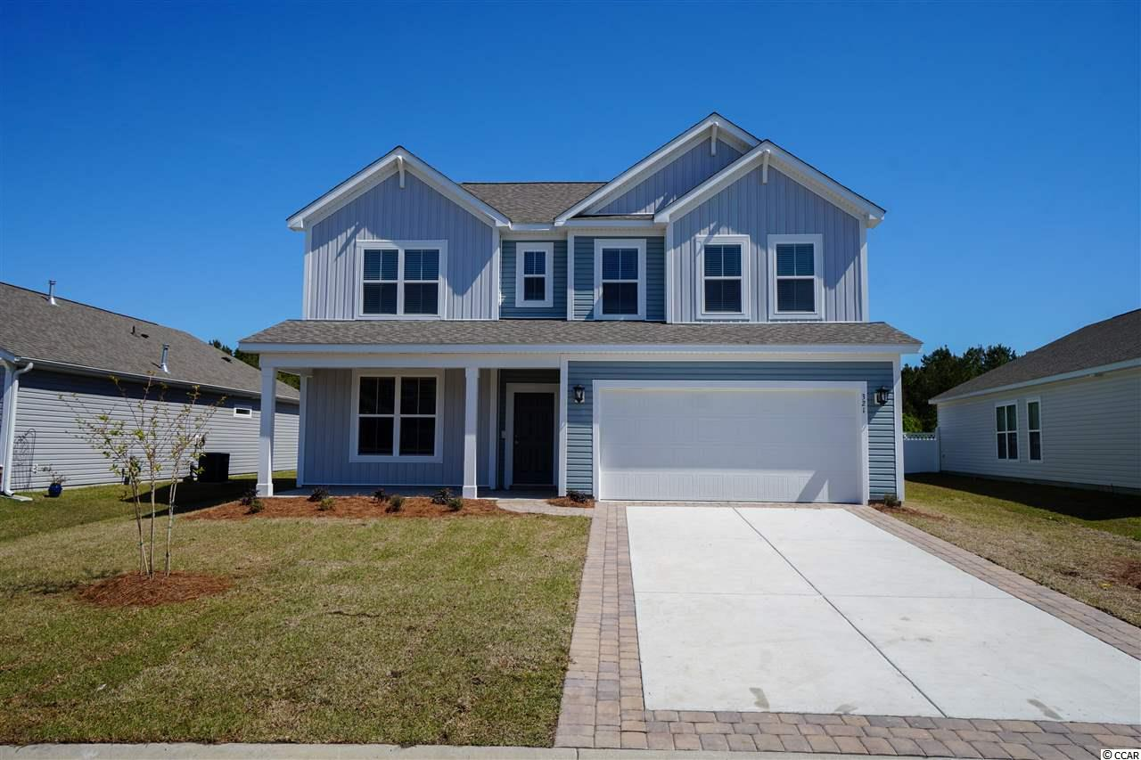 Detached MLS:1822519   321 Casena St. Myrtle Beach SC
