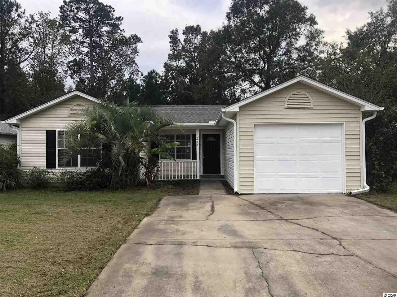 Detached MLS:1822536   2638 Temperance Dr. Myrtle Beach SC