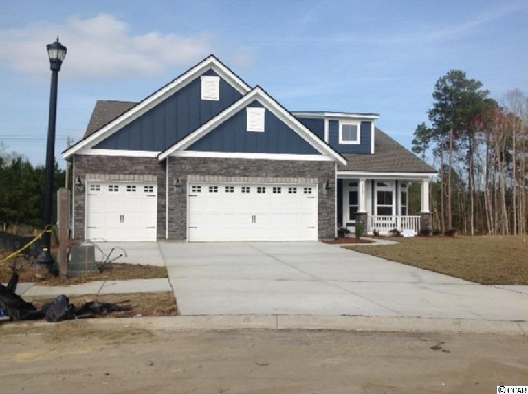 Detached MLS:1822542   2488 Goldfinch Dr. Myrtle Beach SC