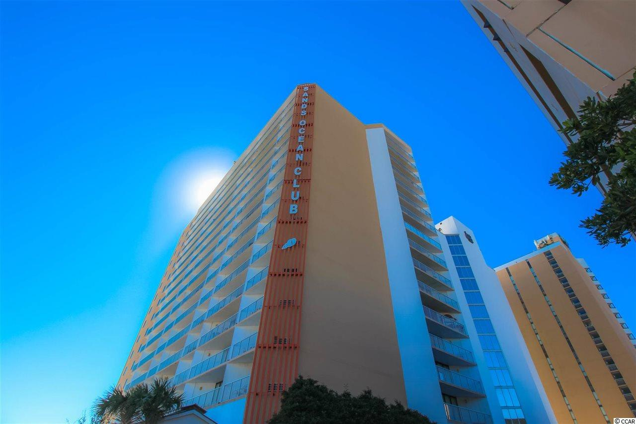 Condo MLS:1822547 SANDS OCEAN  9550 Shore Dr. Myrtle Beach SC