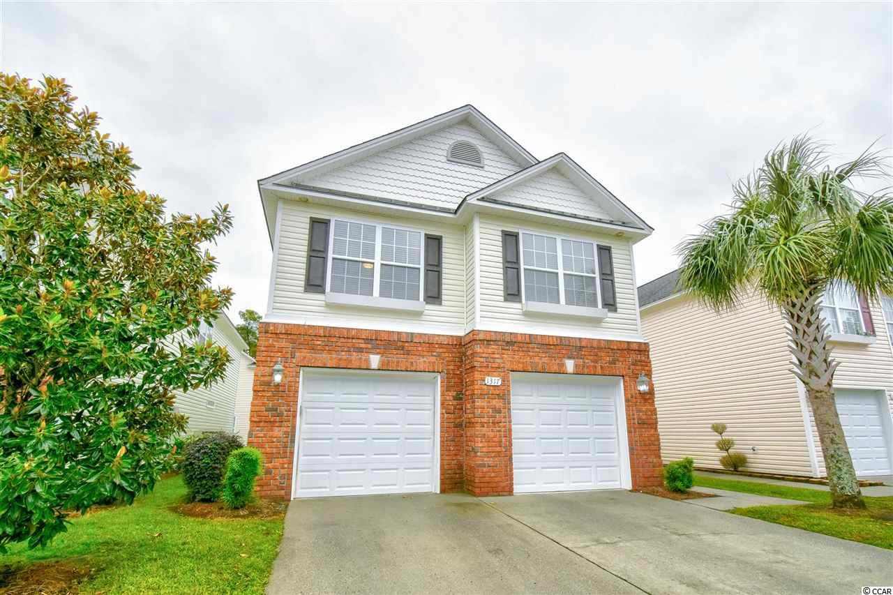 Detached MLS:1822554   1317 Wading Bird Ln. Myrtle Beach SC