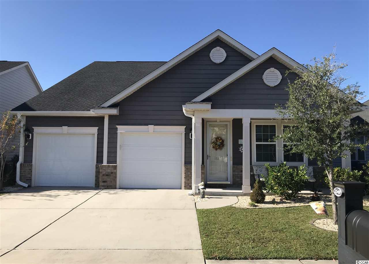 Detached MLS:1822570   1549 Culbertson Ave. Myrtle Beach SC