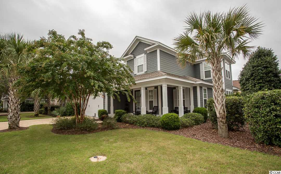 Detached with HPR MLS:1822585   461 Banyan Place North Myrtle Beach SC