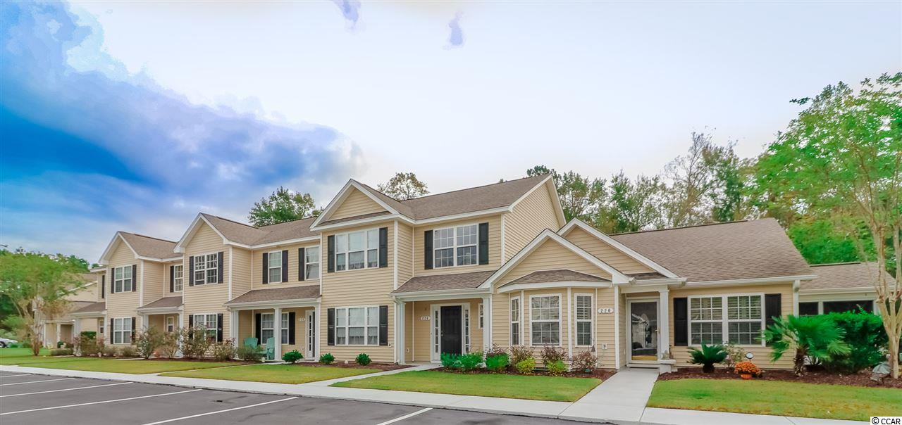 Townhouse MLS:1822604 THE GLENS - THE INTERNATIONAL CL  228 Madrid Dr. Murrells Inlet SC