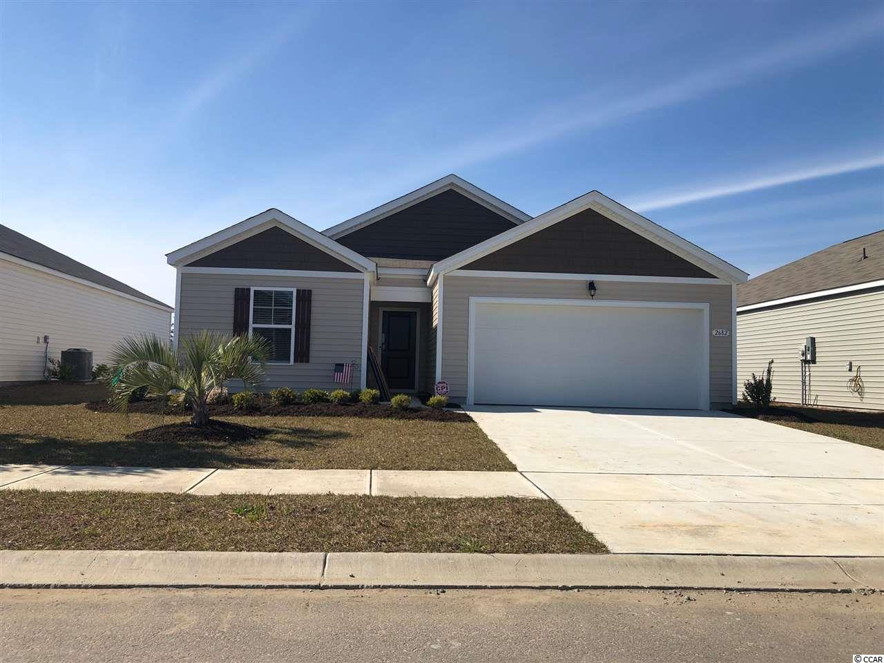 Detached MLS:1822619   2682 Ophelia Way Myrtle Beach SC