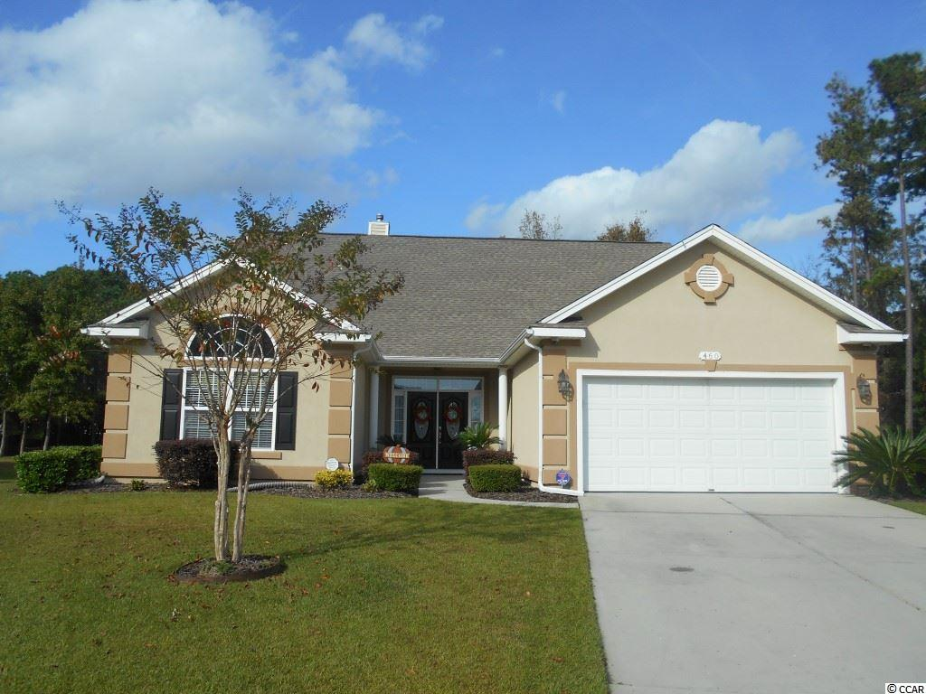 Detached MLS:1822637   460 Hunley Ln. Myrtle Beach SC