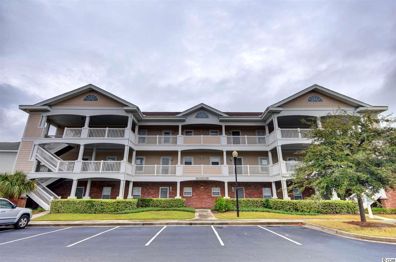 Lake/Pond View Condo in Cypress Bend at Barefoot : North Myrtle Beach South Carolina