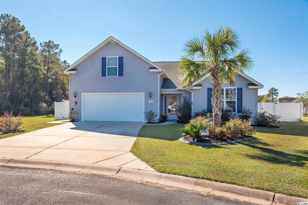 Detached MLS:1822668   508 Coopers Hawk Ct. Myrtle Beach SC