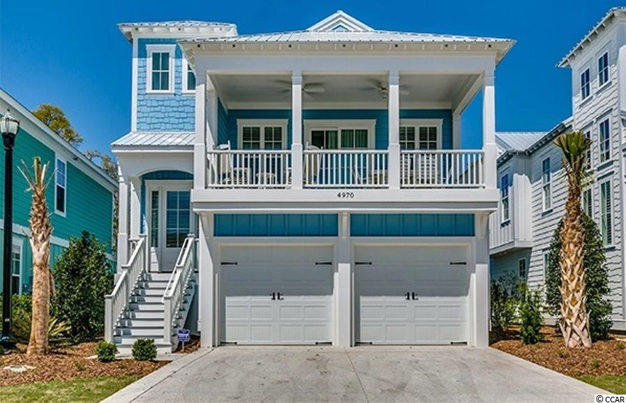 Detached with HPR MLS:1822669   4970 Salt Creek Ct. North Myrtle Beach SC