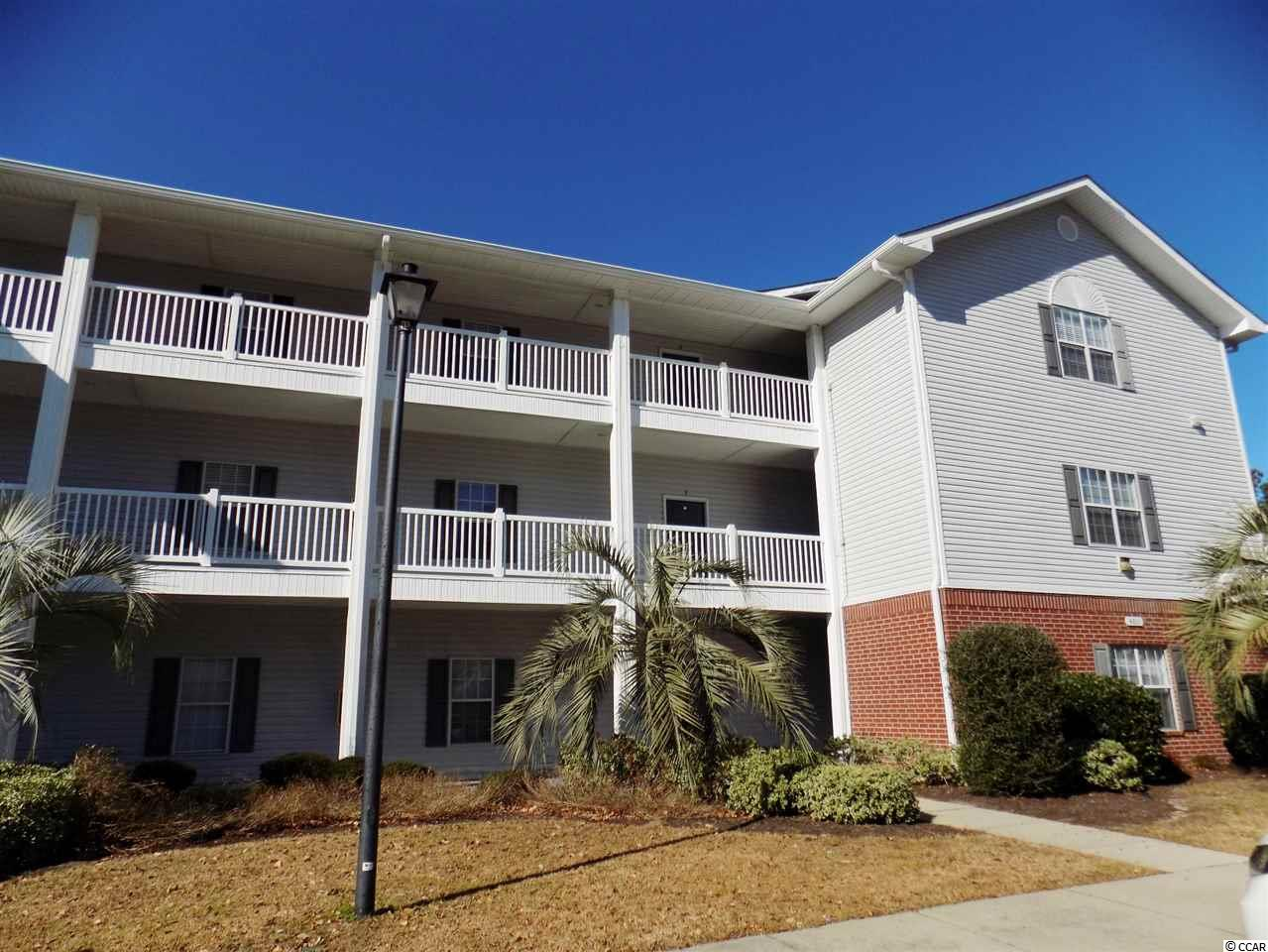 Lake/Pond View Condo in Bay Meadows : Myrtle Beach South Carolina