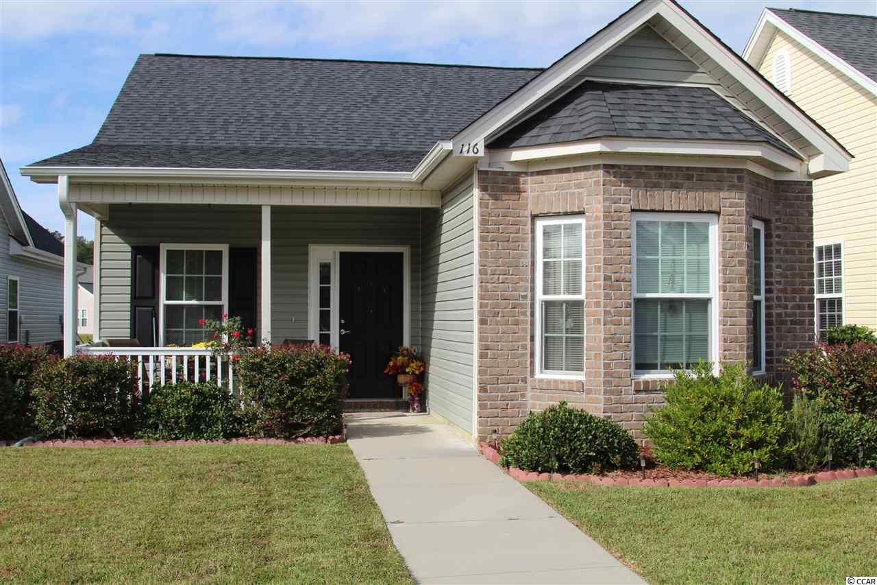 Detached MLS:1822683   116 Tradd St. Myrtle Beach SC