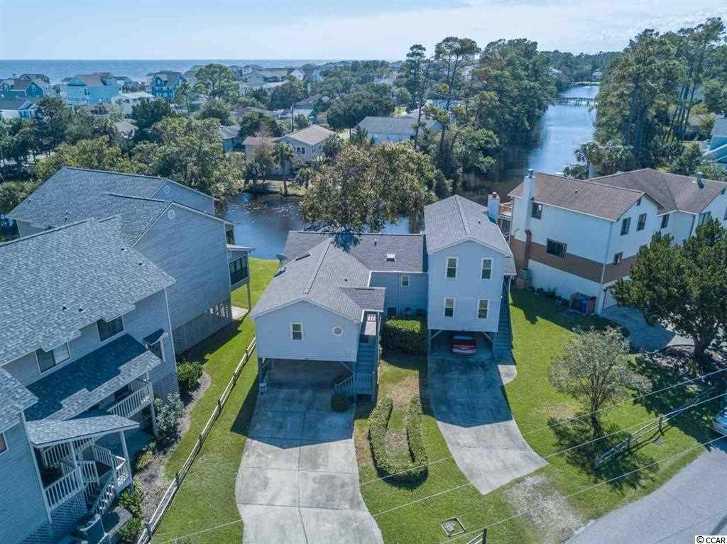 Semi-Detached MLS:1822699   313 Lakeside Dr. Surfside Beach SC