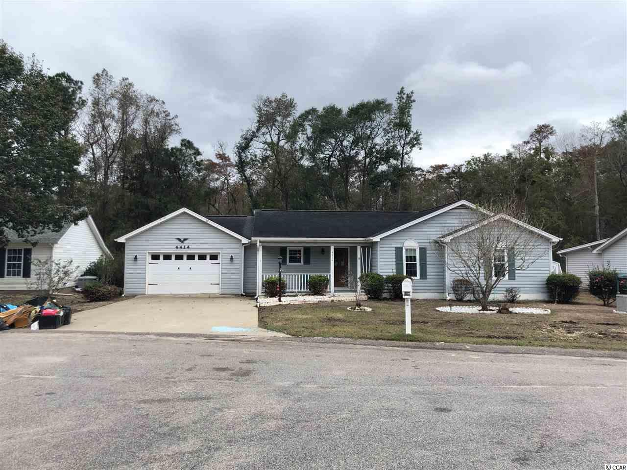 Detached MLS:1822709   4414 Bradford Circle Myrtle Beach SC