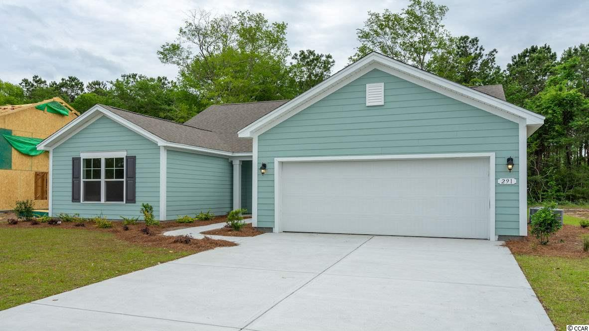 Detached MLS:1822722   291 Castaway Key Dr. Pawleys Island SC