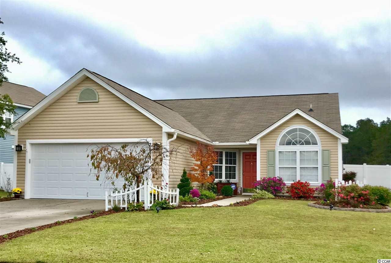 Detached MLS:1822724   2498 Whetstone Ln. Myrtle Beach SC
