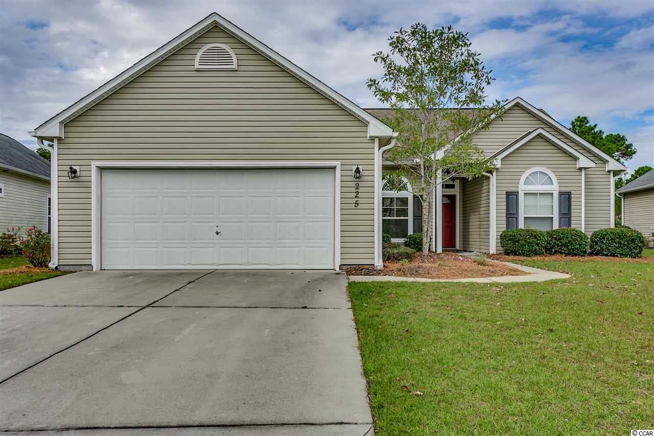 Detached MLS:1822758   225 Chatham Dr. Myrtle Beach SC