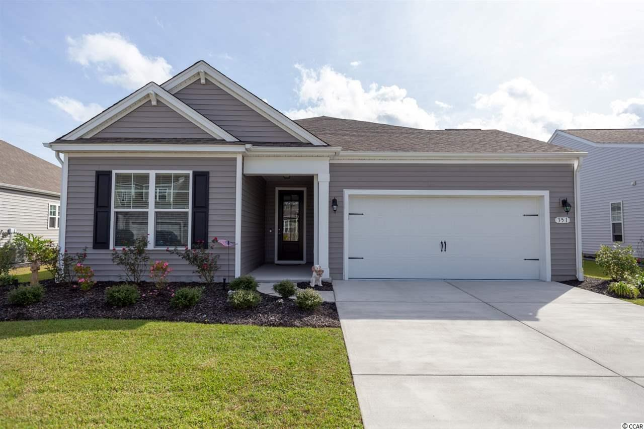 Detached MLS:1822886   351 Firenze Loop Myrtle Beach SC