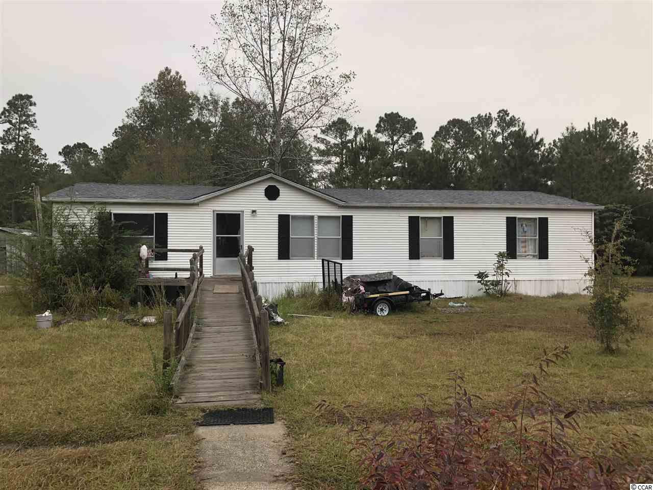 Manufactured with Land MLS:1822890   4788 Quiet Ave. Conway SC