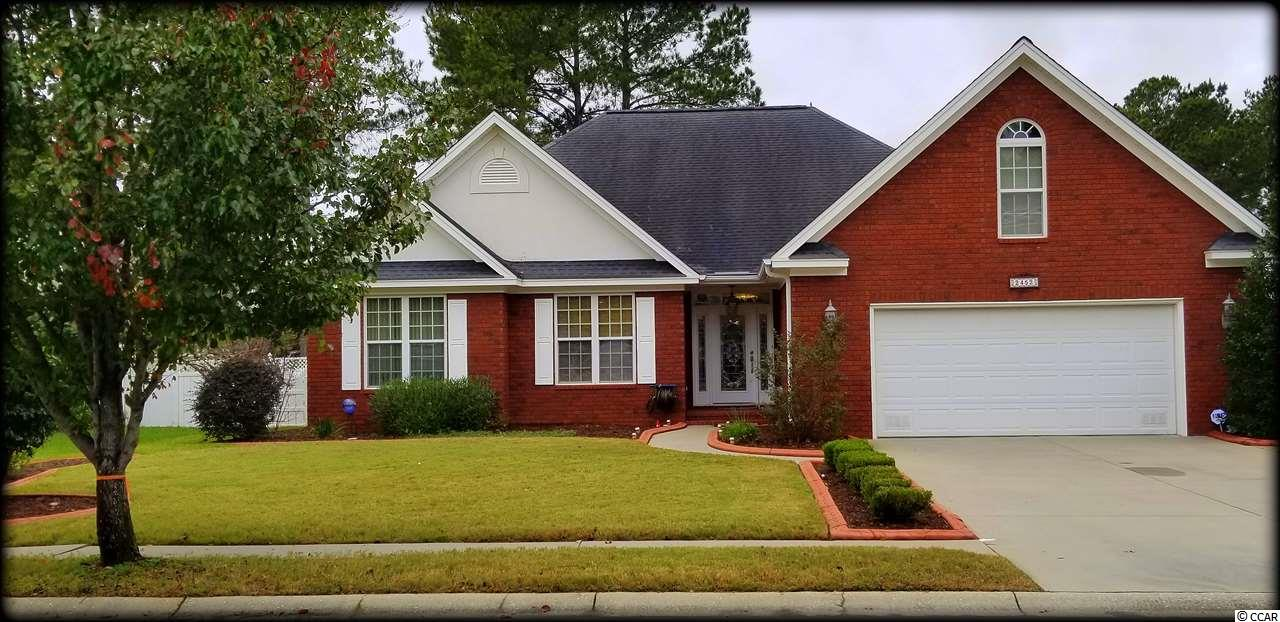 Detached MLS:1822900   2452 Covington Dr. Myrtle Beach SC