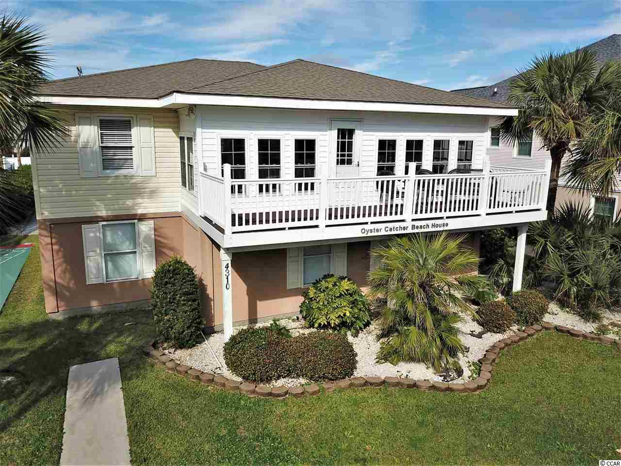 Detached MLS:1822985   4310 South Ocean Blvd. North Myrtle Beach SC