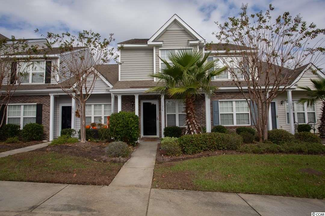 Townhouse MLS:1822989 PARKVIEW SUBDIVISION - 17TH AVE.  1034 Pinnacle Ln. Myrtle Beach SC