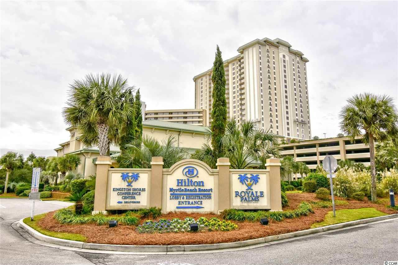 Condo MLS:1823020 Kingston Plantation - Royale Pal  9994 Beach Club Dr. Myrtle Beach SC