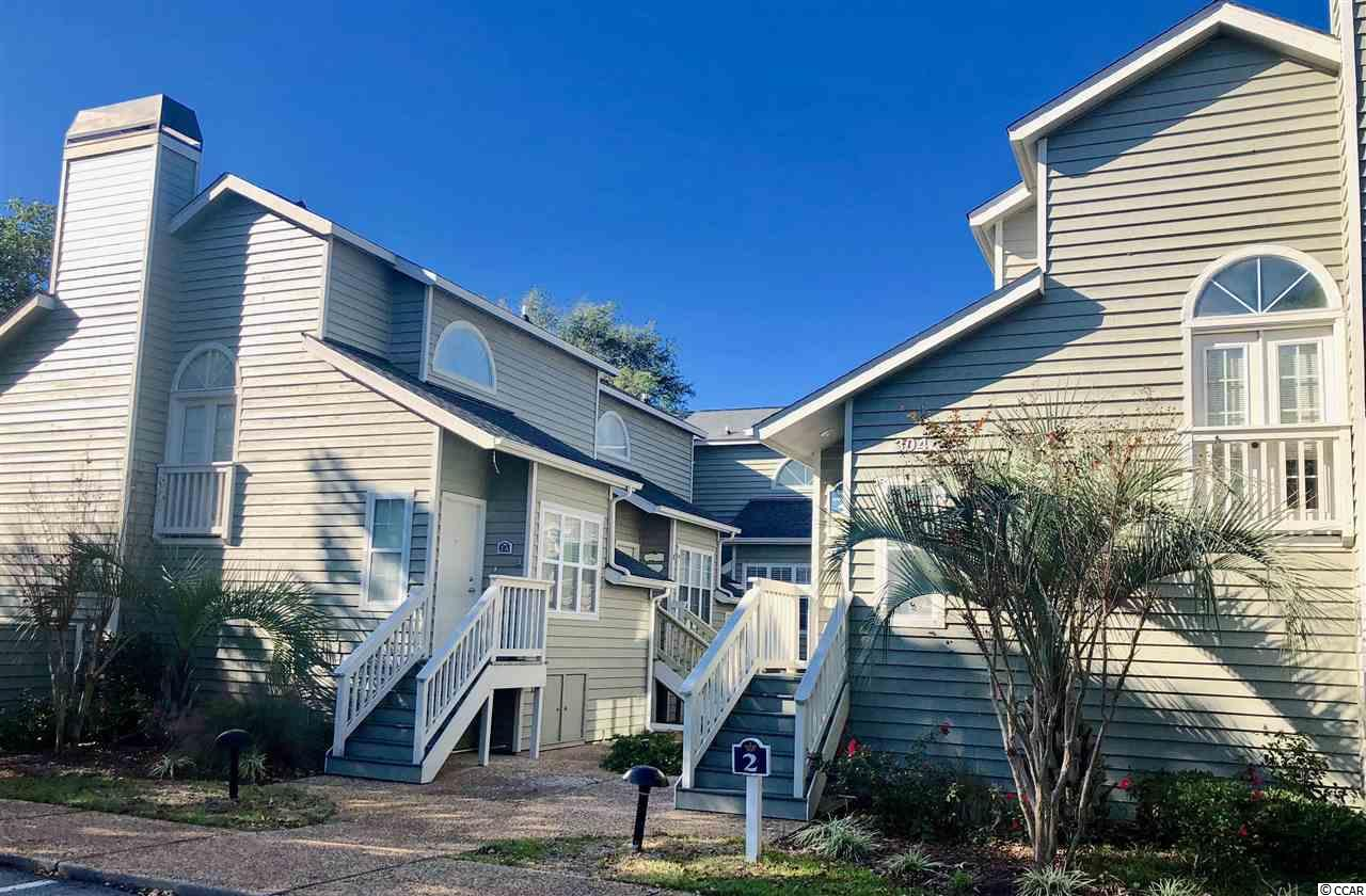 Townhouse MLS:1823031 Kingston Plantation - Cumberland  304 Cumberland Terrace Dr. Myrtle Beach SC