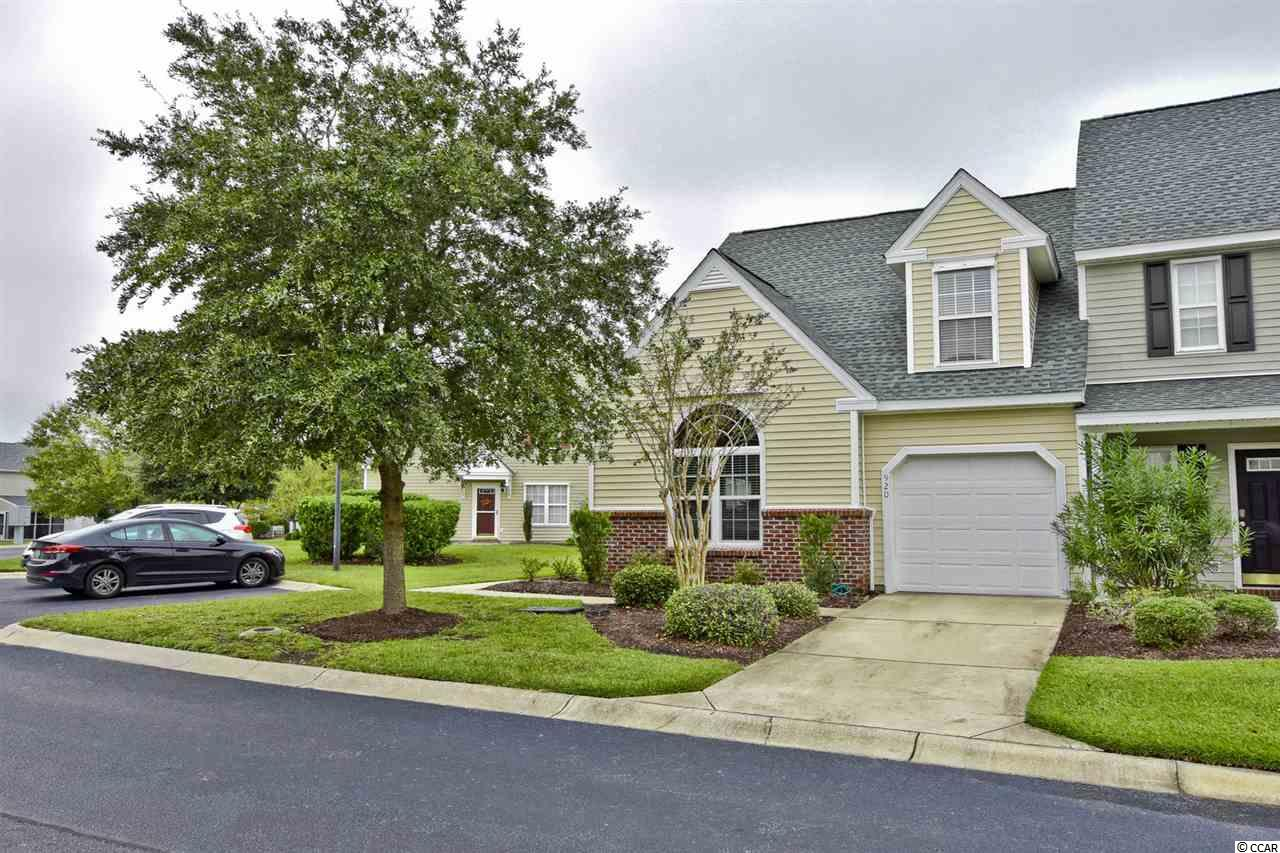 Townhouse MLS:1823044 WYNBROOKE TWNHM - Townhomes  920 Williston Loop Murrells Inlet SC